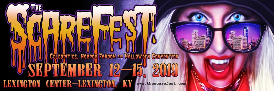 The Scarefest Horror Convention in Lexington, KY - Home