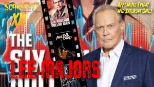 LEE MAJORS: Appearing Friday and Saturday Only