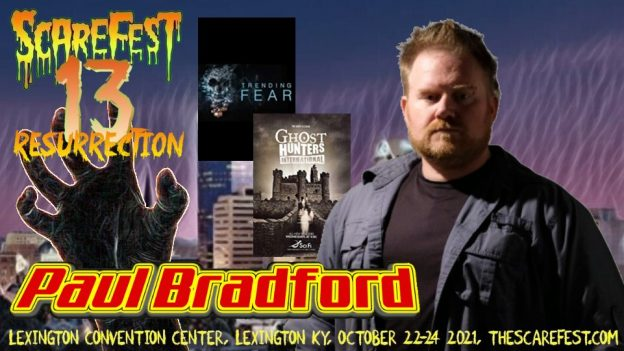 Paul Bradford