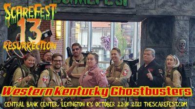 Western Kentucky Ghostbusters