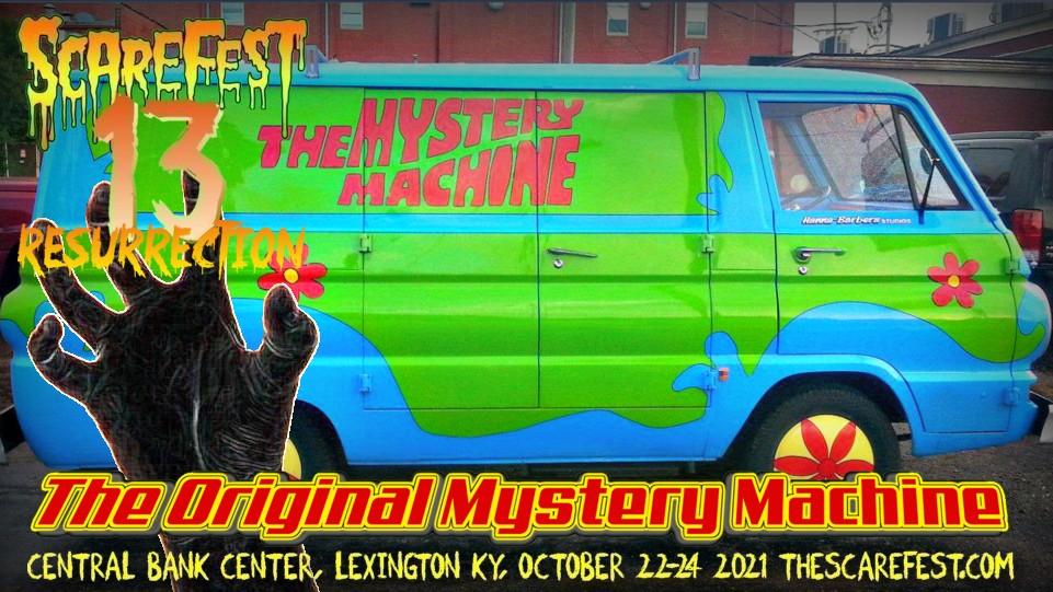 The Original Mystery Machine