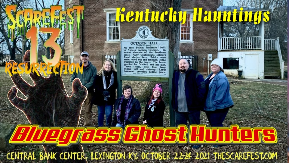Bluegrass Ghost Hunters