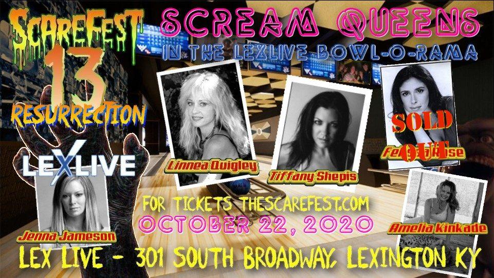 Scream Queen Bowling