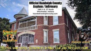 Official Randolph County Asylum/Infirmary