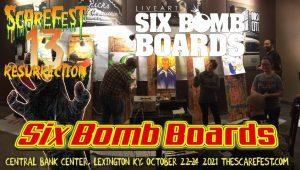 6 Bomb Boards