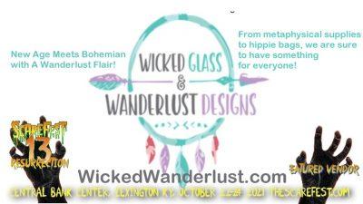 Wicked Glass & Wanderlust Designs