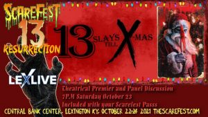 13 Slays Till X-Mas