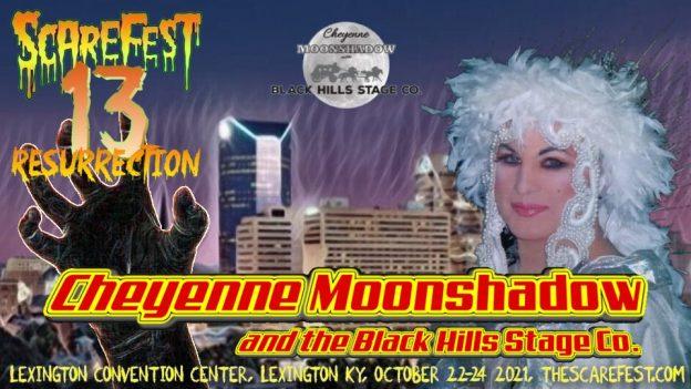 Cheyenne Moonshadow