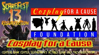 Cosplay for a Cause