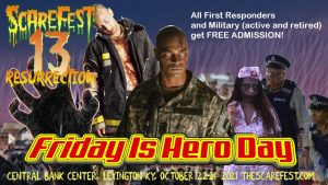 Friday is Hero Day