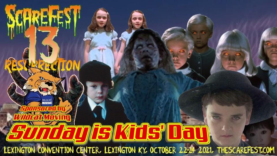 Scarefest Kids' Day