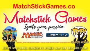 Matchstick Games