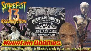 Mountain Oddities