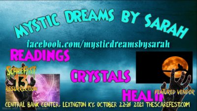 Mystic Dreams by Sarah