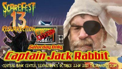 Captain Jack Rabbit