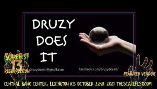 Druzy Does It