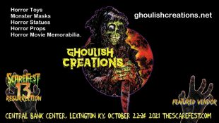 Ghoulish Creations