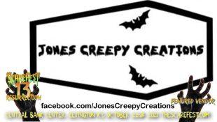Jones Creepy Creations