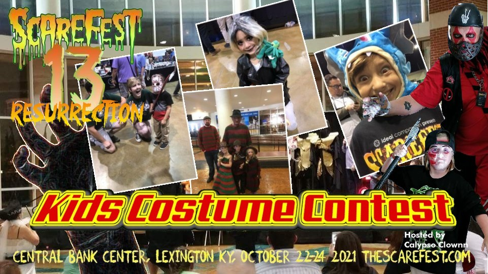 Kids Costume Contest
