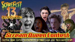 Scream Queen Contest